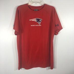 Under Armour NFL New England Patriots Top